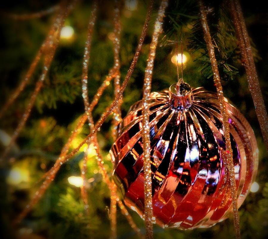 Christmas Photograph - Christmas Magic by Karen Wiles