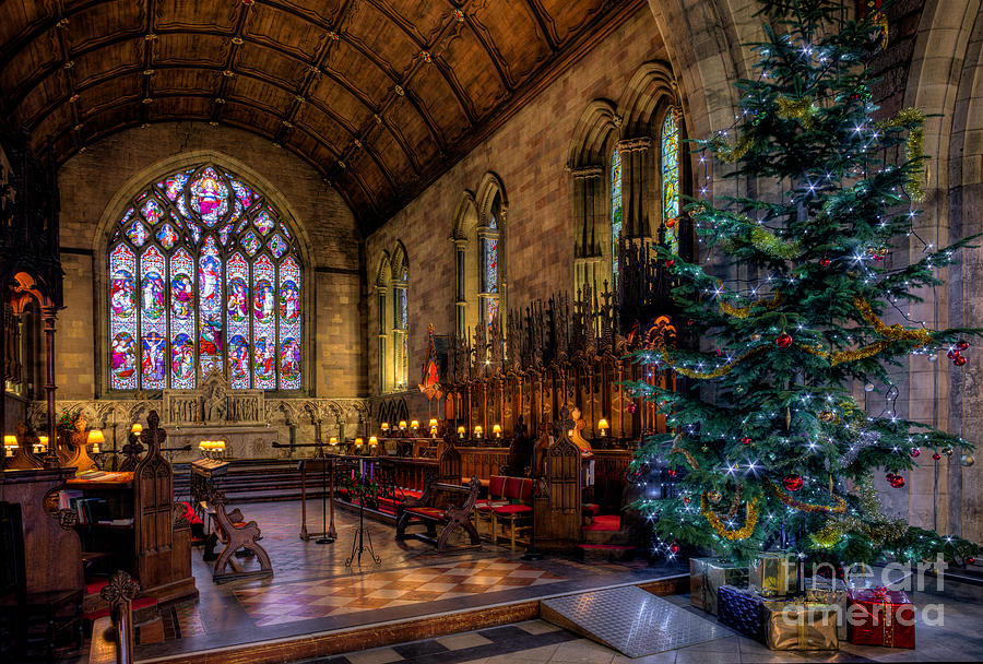 Christmas Photograph - Christmas Time by Adrian Evans