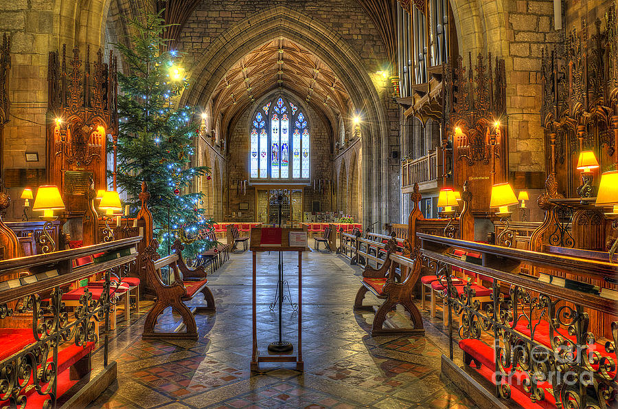 Christmas Photograph - Christmas Time  by Darren Wilkes