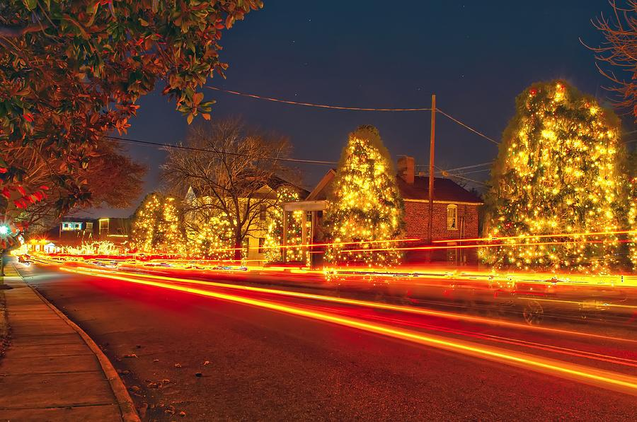 Christmas Town Usa.Christmas Town Usa