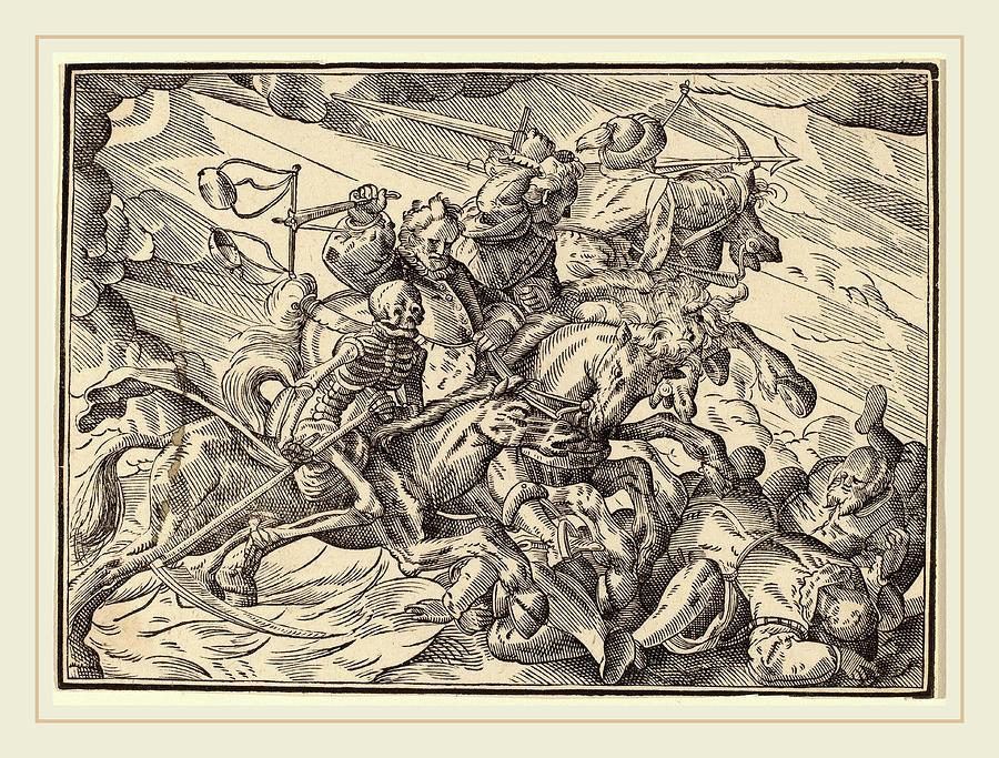 Christoph Murer, The Four Horsemen Of The Apocalypse