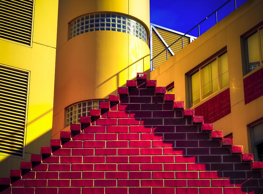 City Photograph - Chromatic by Wayne Sherriff