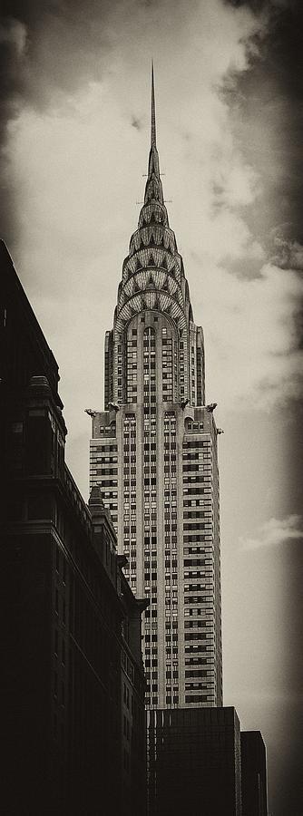 Chrysler Photograph - Chrysler by Andrew Paranavitana