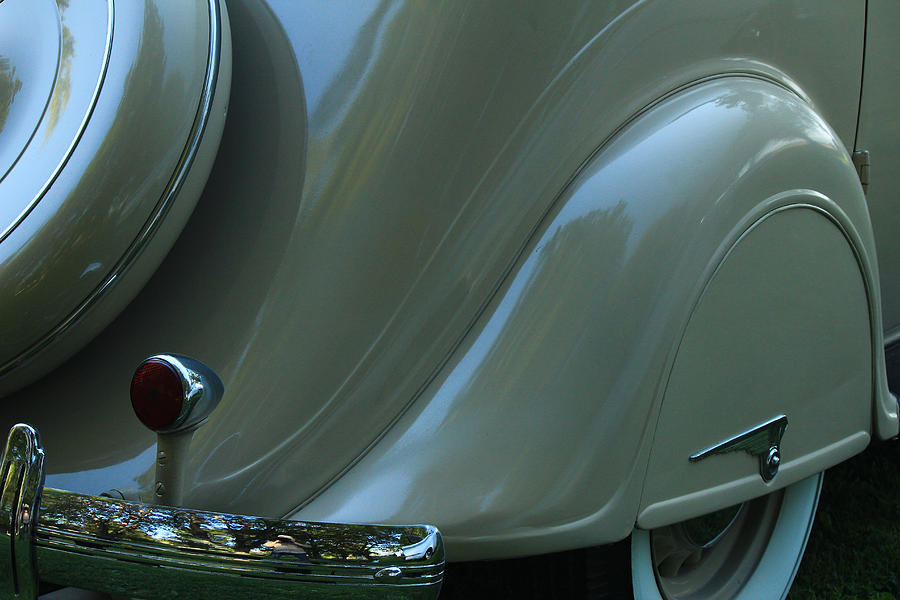 Chrysler Airflow Photograph - Chrysler Airflow by Jim Cotton