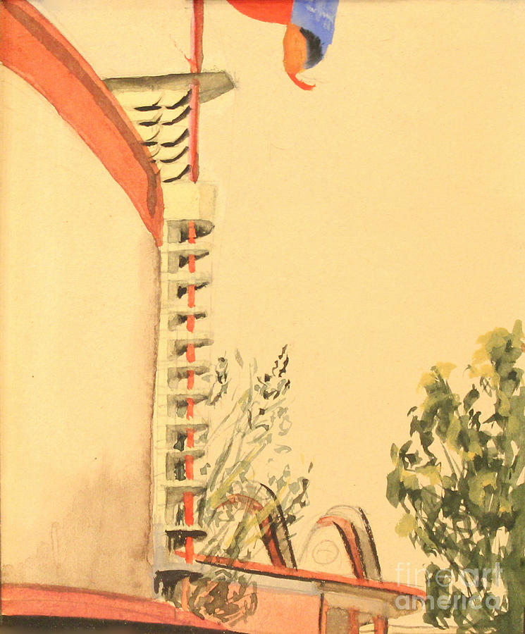 Chrysler Motors 1939 Worlds Fair by Art By Tolpo Collection