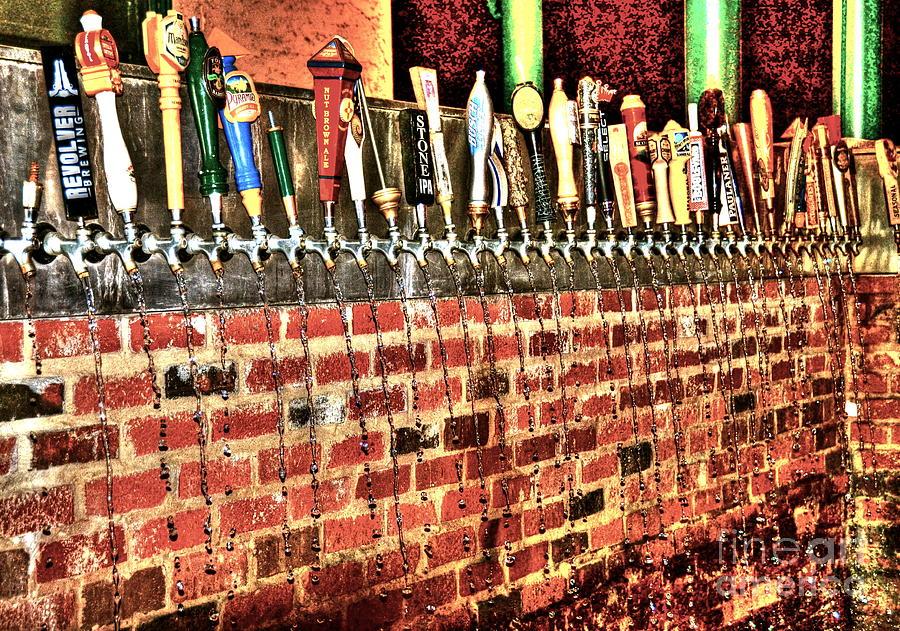 Beer Photograph - Chug by Debbi Granruth
