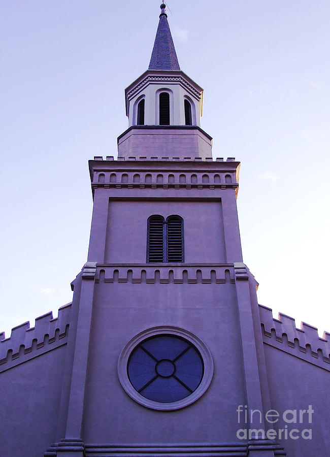 Church Photograph - Church by Andrea Anderegg