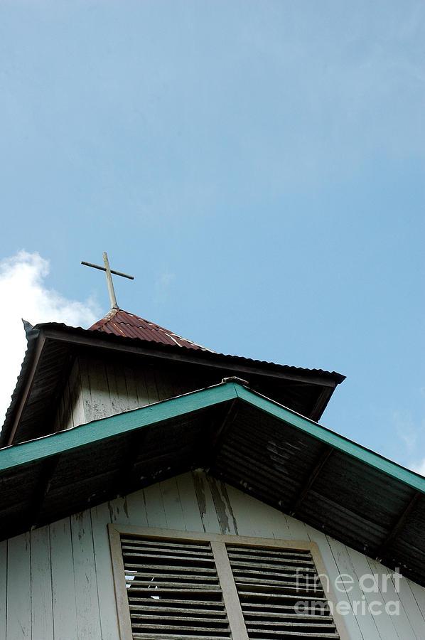 Church Photograph - Church by Antoni Halim