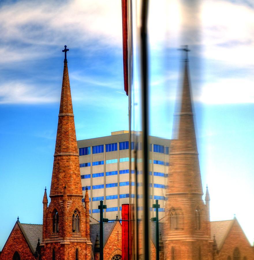 Church Downtown Denver 5074 Photograph