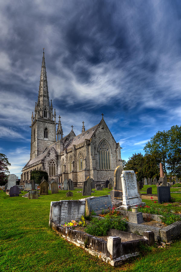 Architecture Photograph - Church Of Marble by Adrian Evans