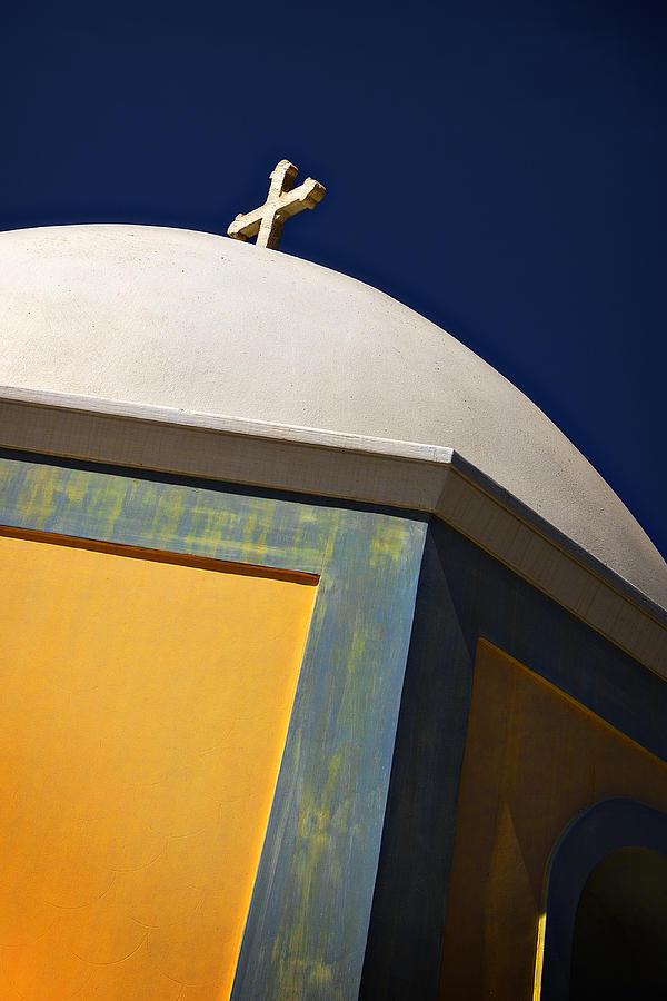 church roof by Meirion Matthias