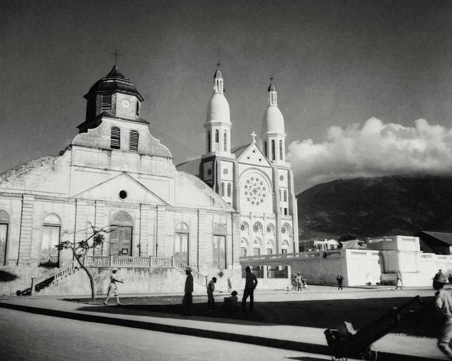Churches In Haiti Photograph by Cecil Beaton