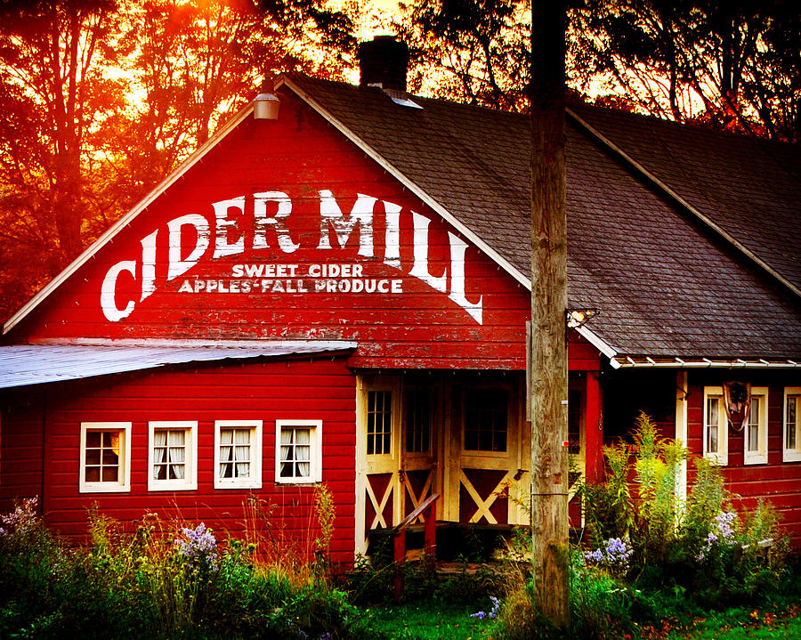 Cider Mill by Val Stone Creager