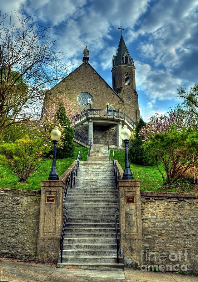Cincinnati Photograph - Cincinnati Landmarks 5 by Mel Steinhauer