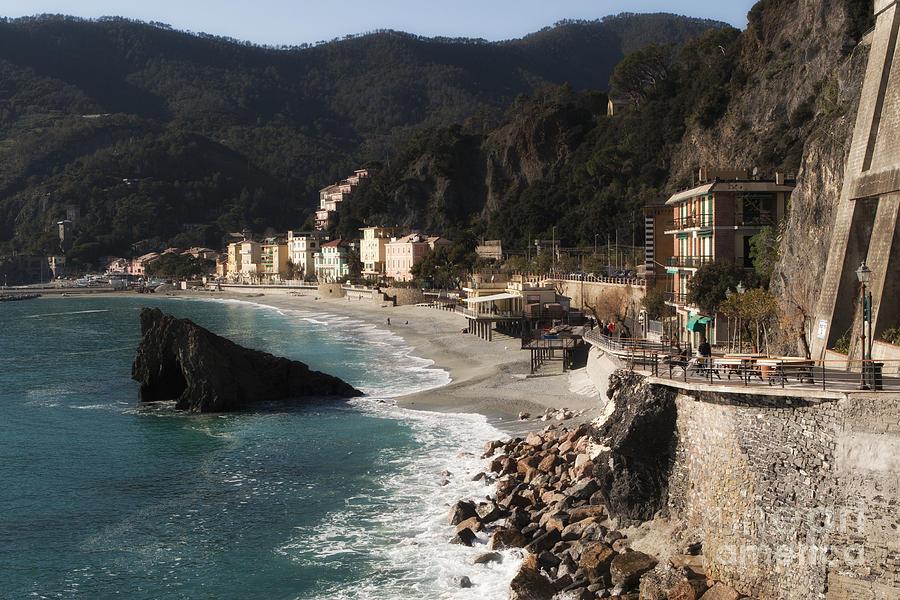 Cinque Terre by Leslie Leda