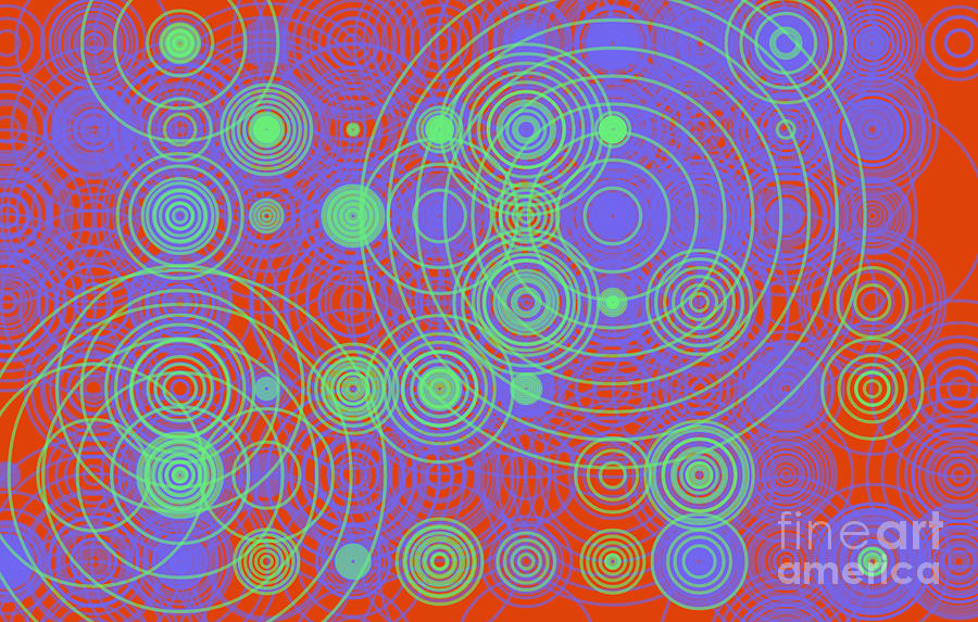 Circle of Love  II by Ilona Svetluska