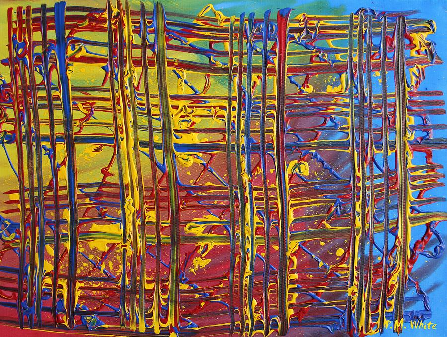 Circus Painting - Circus by Pamela White