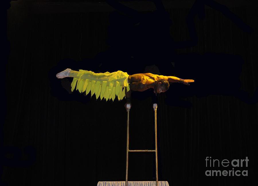 Cirque Photograph - Cirque 2 by Cindy Lee Longhini
