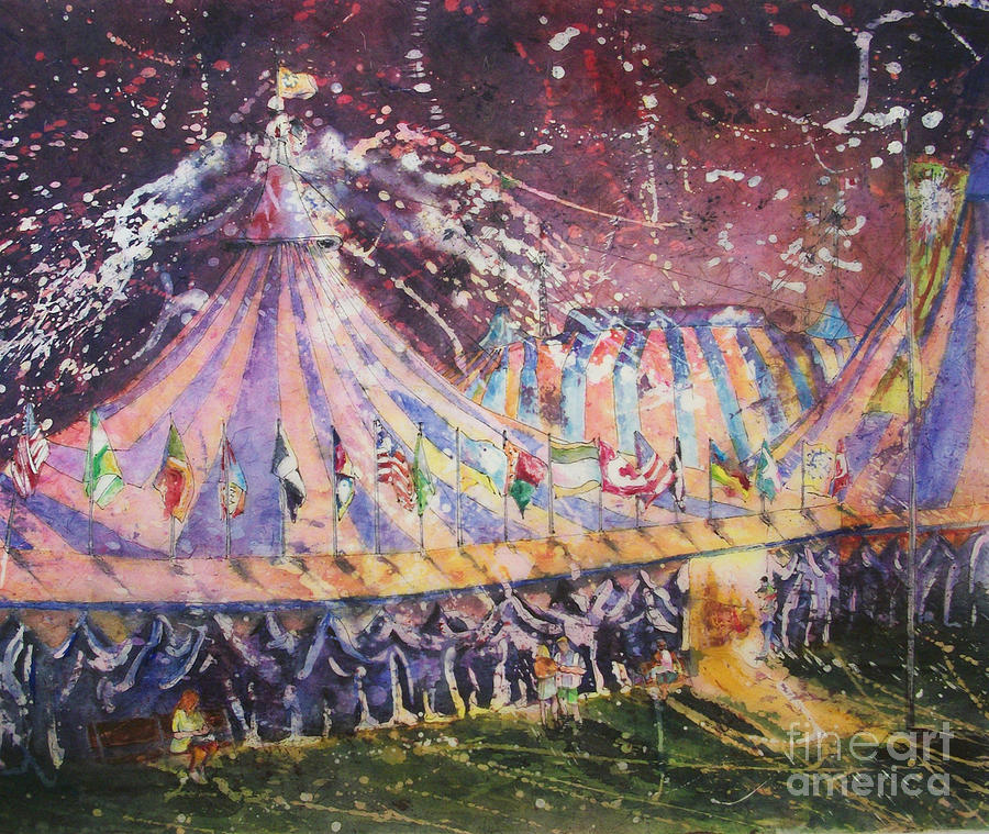 Cirque Magic by Carol Losinski Naylor