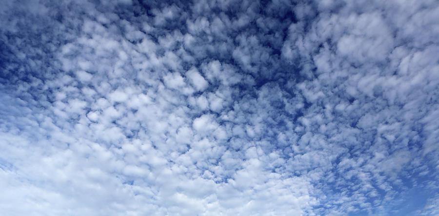Cirrocumulus Clouds by Richard Newstead