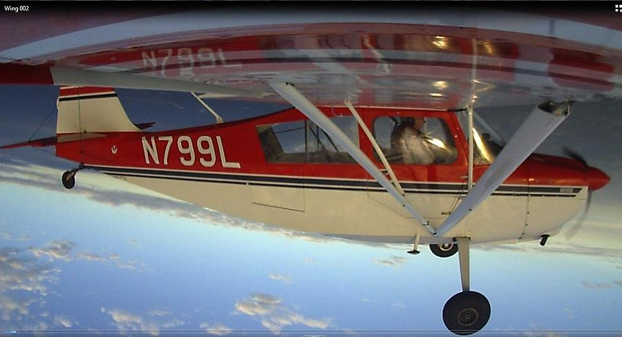 Citabria Aerobatics