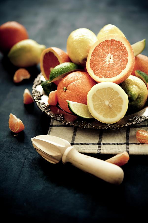 Citrus Photograph by Mmeemil