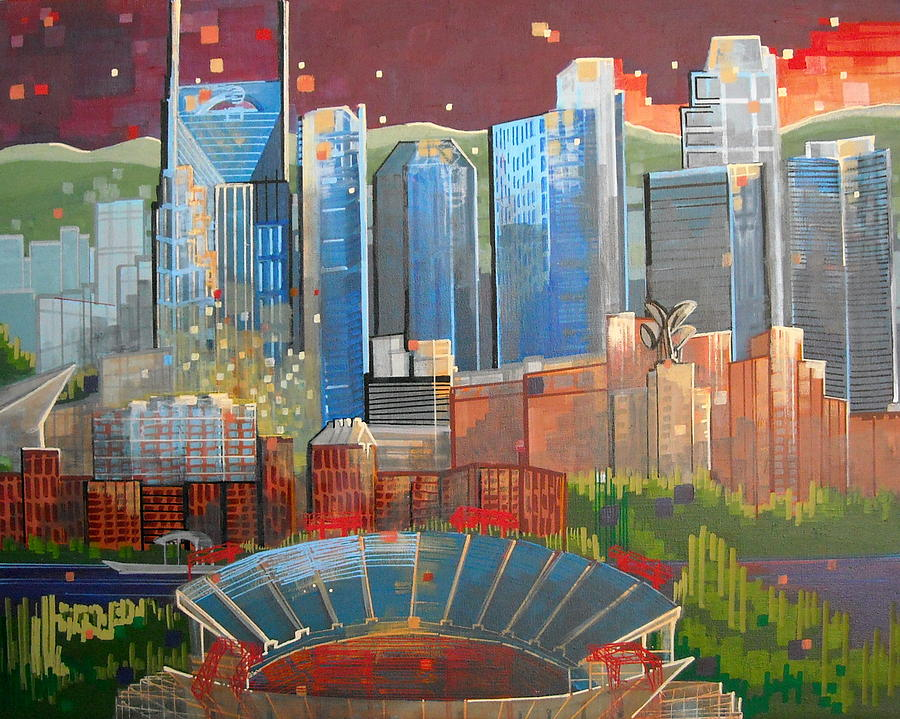 City 47 Music City by Carol Joy Shannon