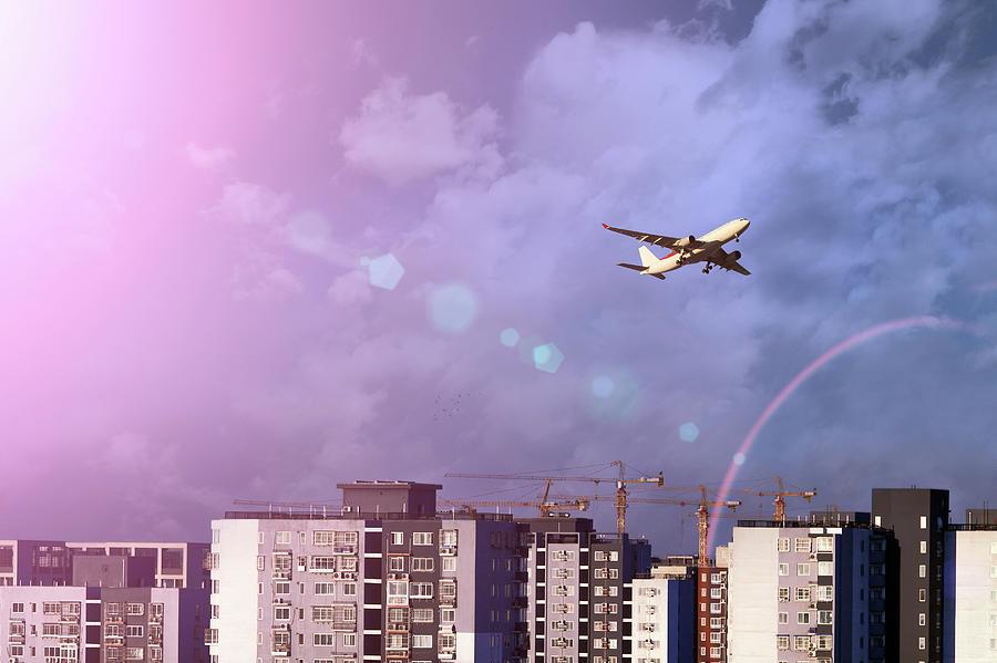 City Development Photograph by Czqs2000 / Sts