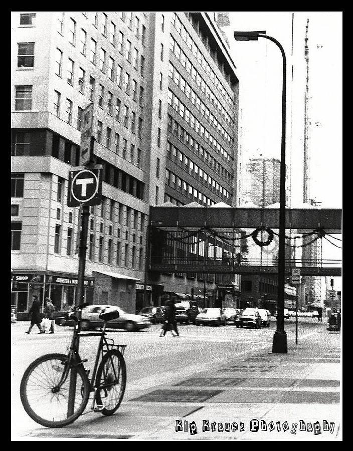 Sky Photograph - City Life by Kip Krause