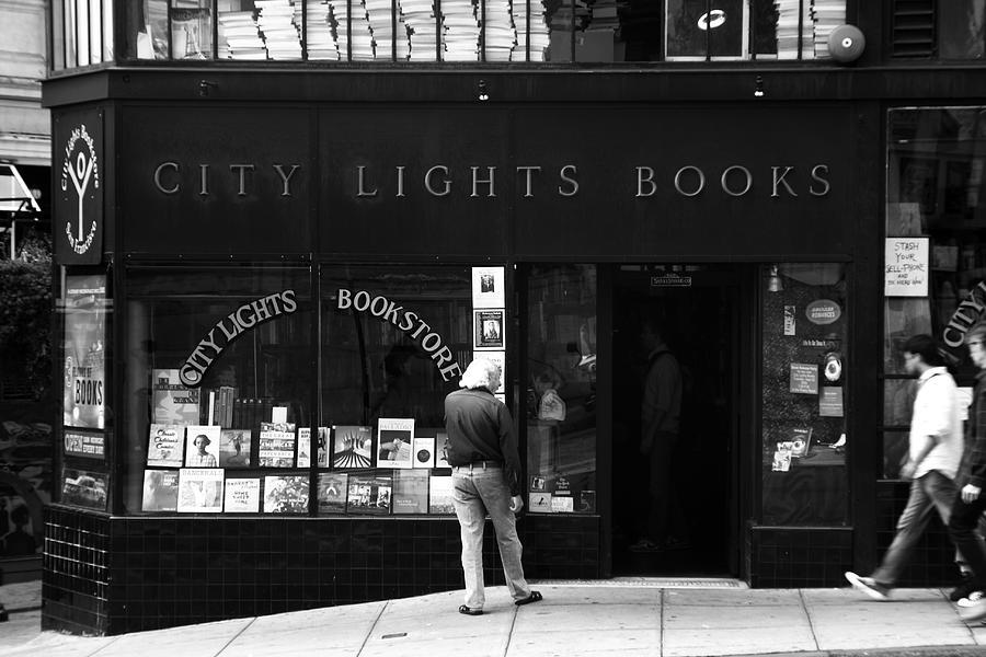 City Lights Bookstore San Francisco Photograph By Aidan