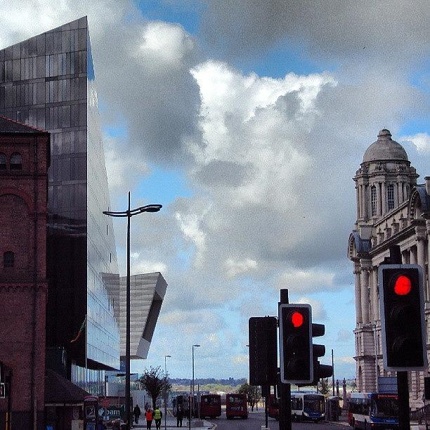 City Of Liverpool Photograph by Abdelrahman Alawwad