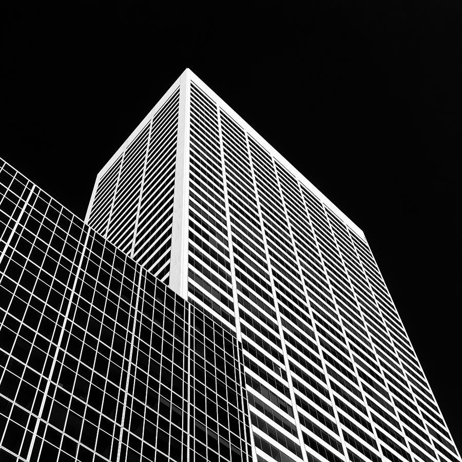 Grace Building Photograph - City Relief by Dave Bowman