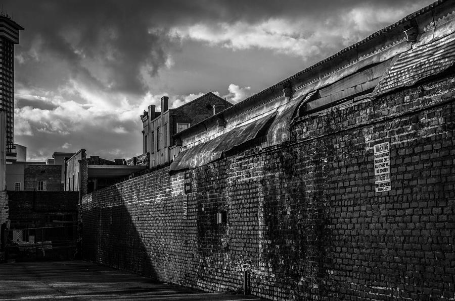 Street Photograph - Cityscape 26 B Nola by Otri Park