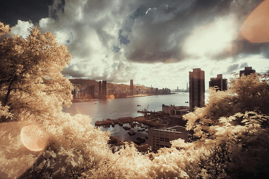 Cityscape In Dream Photograph by D3sign
