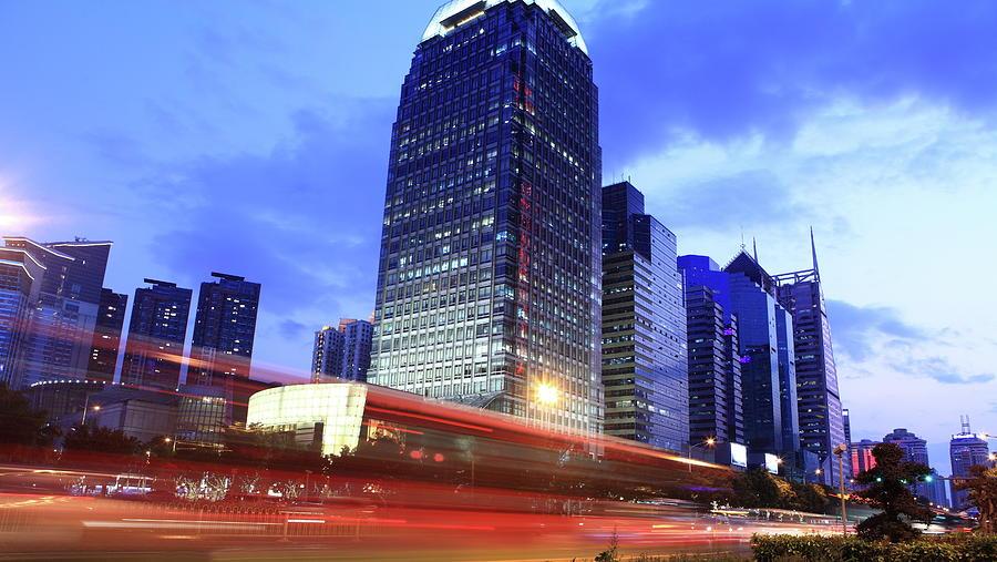 Cityscape Photograph by Kanmu