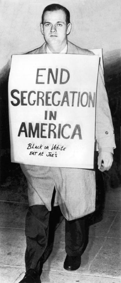 1960's Photograph - Civil Rights Activist Murdered by Underwood Archives