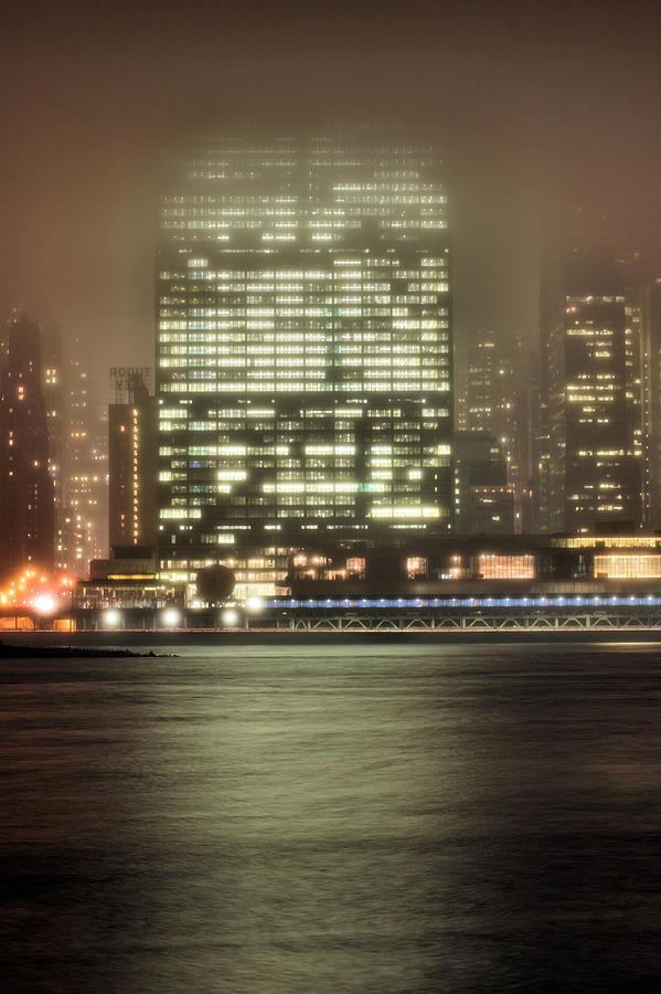 Gotham Photograph - Clarity  by JC Findley