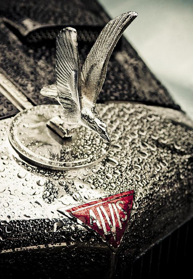Classic Car Photograph - Classic Alvis by Phil motography Clark