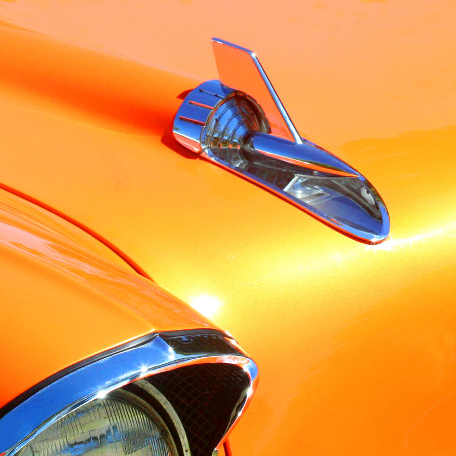 Car Photograph - Classic Car 1 by Art Block Collections