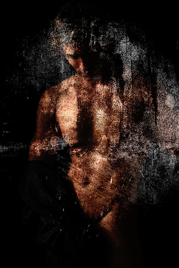 Male Nude Photograph - Classic  by Mark Ashkenazi
