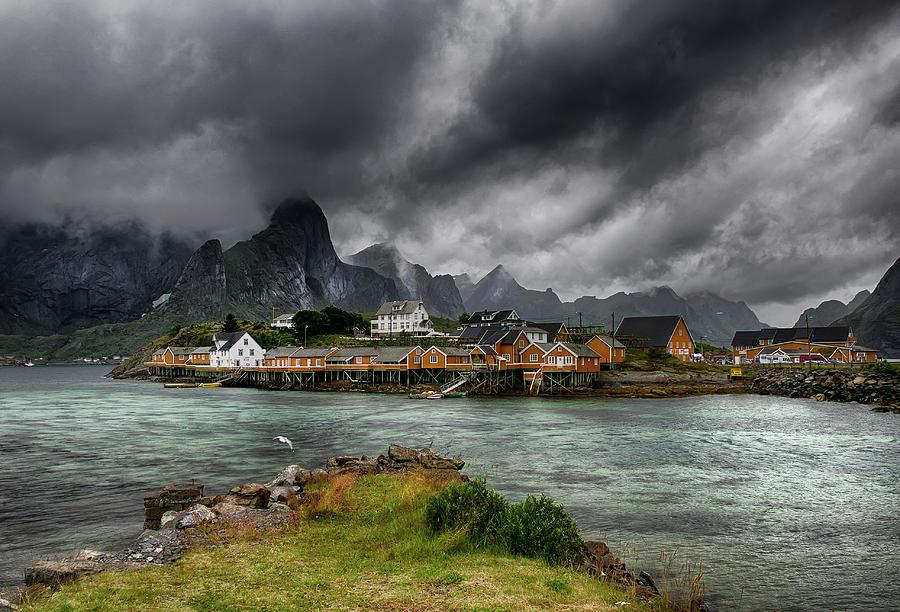Classic Norway Photograph by Aida Ianeva