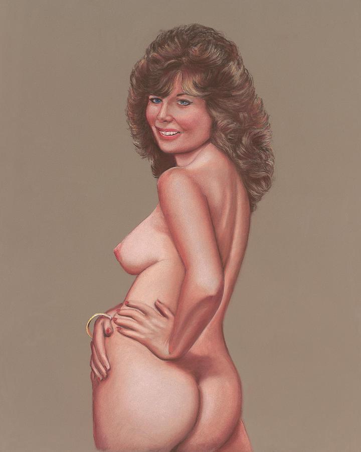 Classic nude poses — photo 7