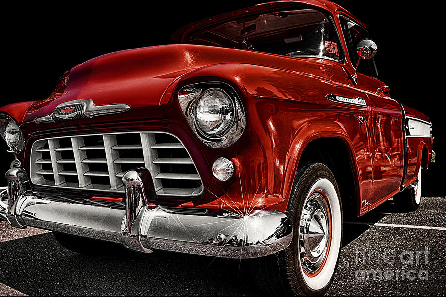 Truck Photograph - Classic Truck by Ray Still