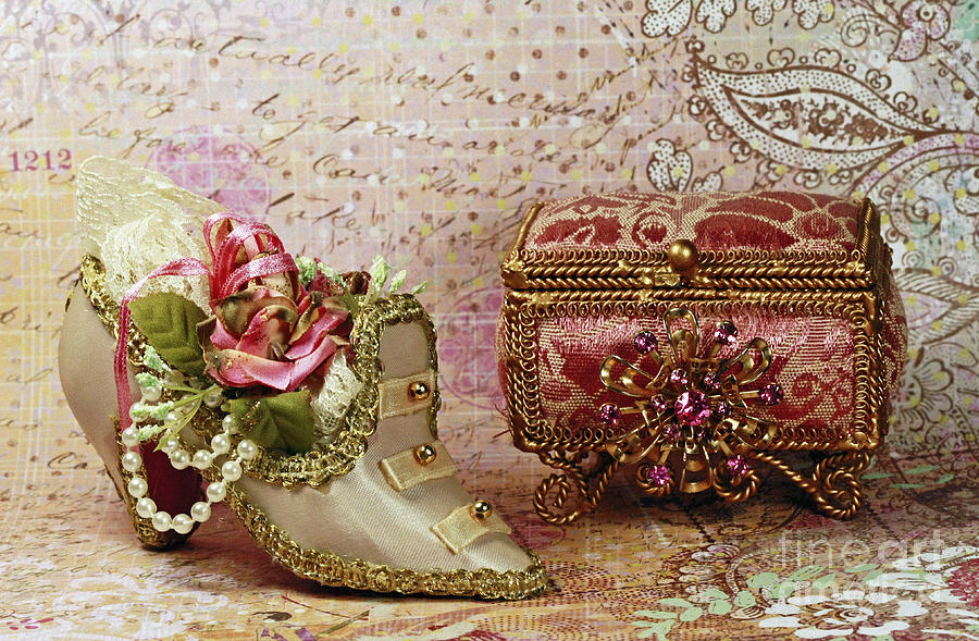 Victorian Photograph - Classic Victorian Moments by Inspired Nature Photography Fine Art Photography