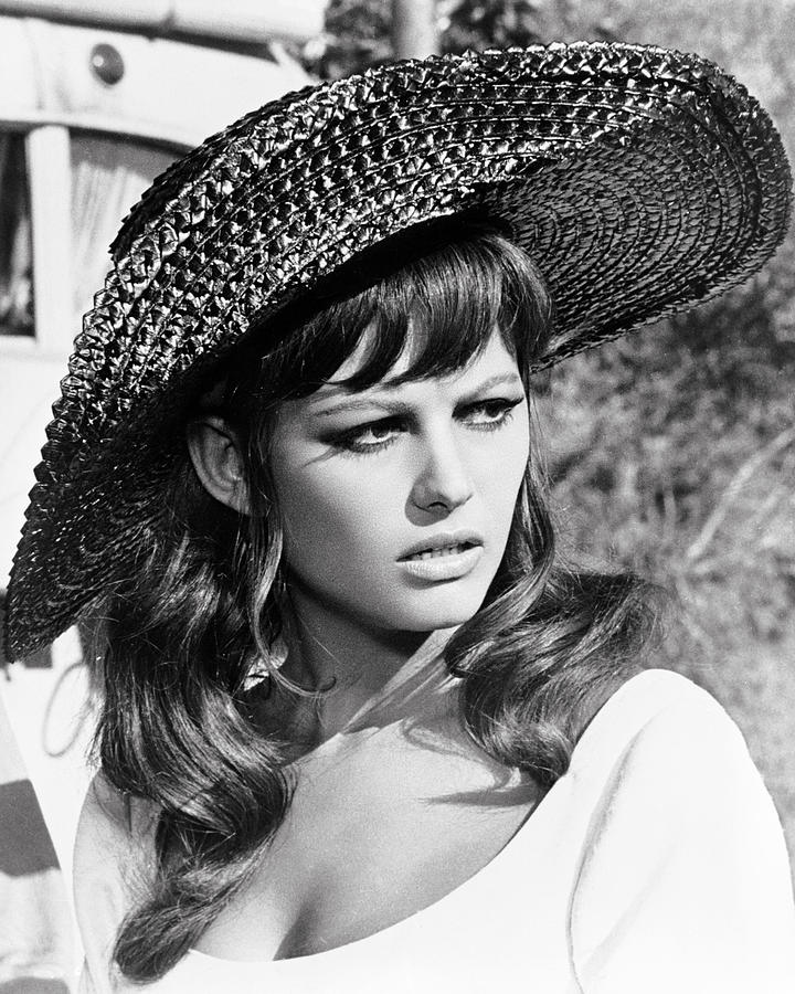 Claudia Cardinale Photograph - Claudia Cardinale In Dont Make Waves  by Silver Screen