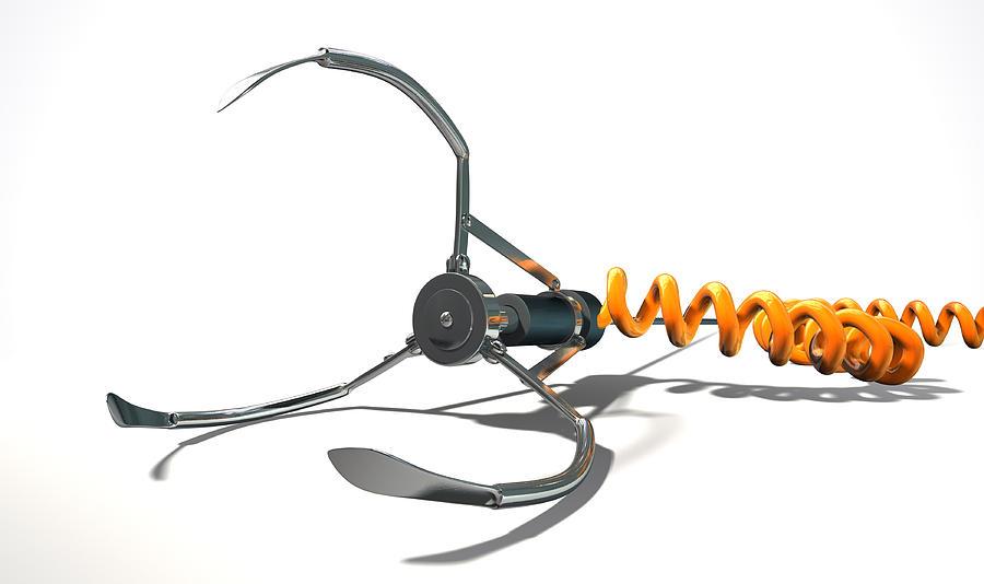 Claw Digital Art - Claw Game Mechanism by Allan Swart