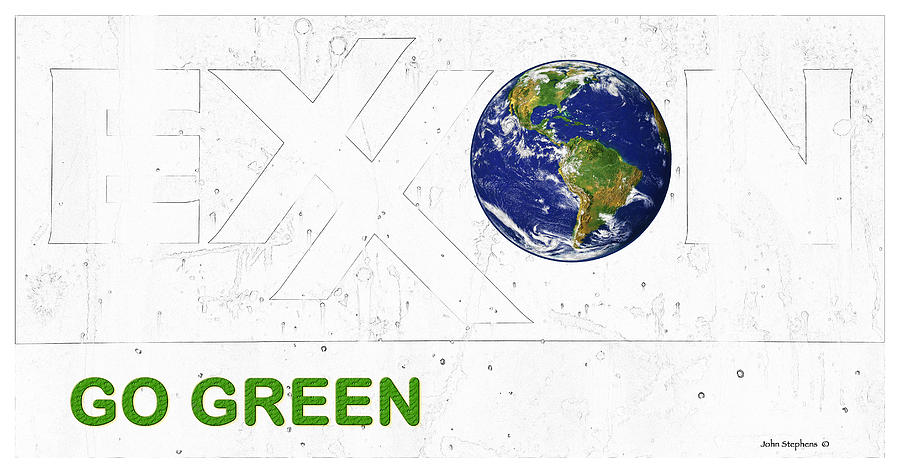 Go Green Photograph - Clean Energy by John Stephens