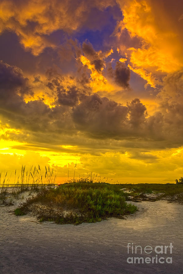 Sky Photograph - Clearing Skies by Marvin Spates