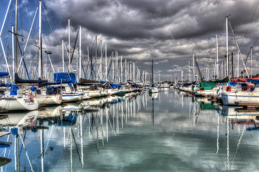 Adventure Photograph - Clearing Storm by Heidi Smith