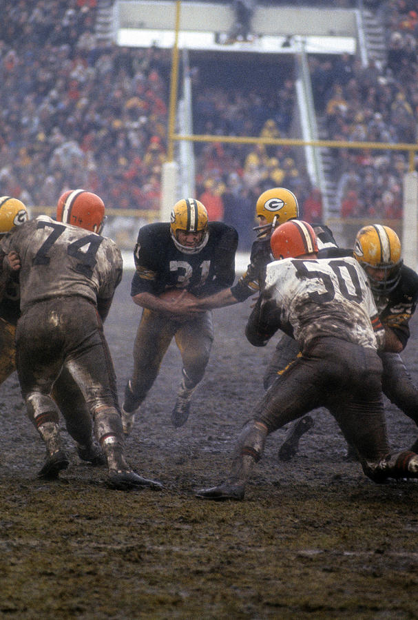 Cleveland Browns v Green Bay Packers Photograph by Focus On Sport